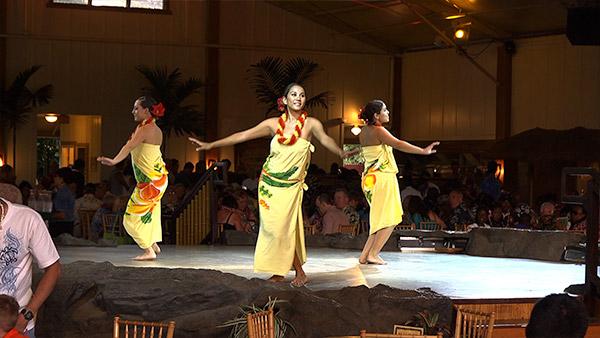 Kauai Luau Kalamaku
