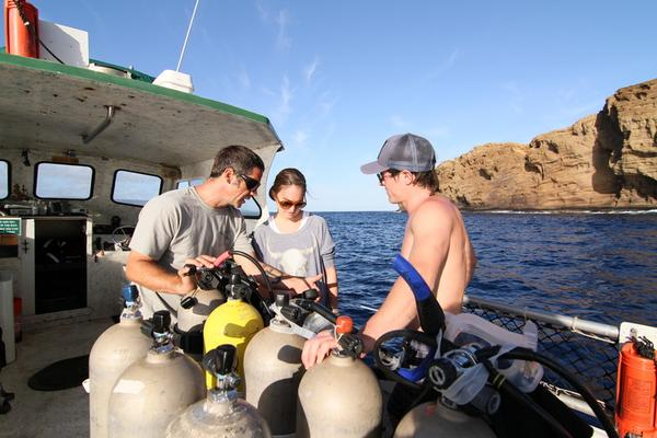 Makena Expedition Dive