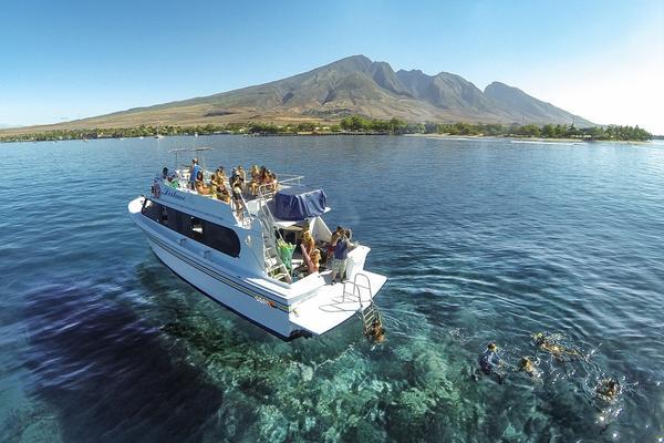 Leilani Snorkel Eco Adventure
