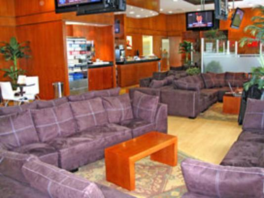 Cancun Airport Business Lounge