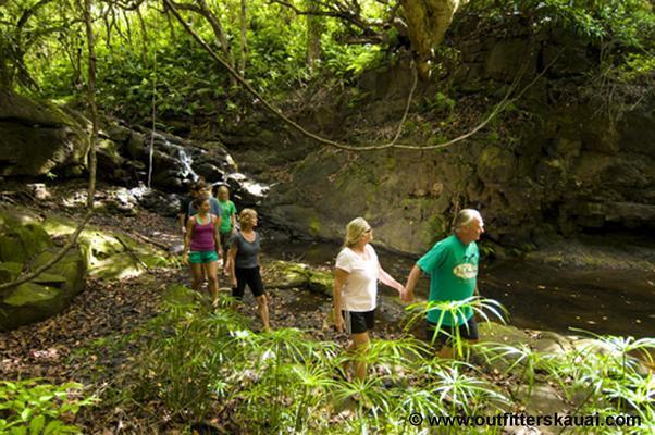 Hidden Valley Falls Picnic