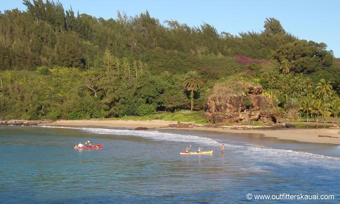 Product Kauai South Shore Sea Kayak