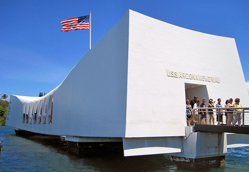 Arizona Memorial Deluxe City Tour