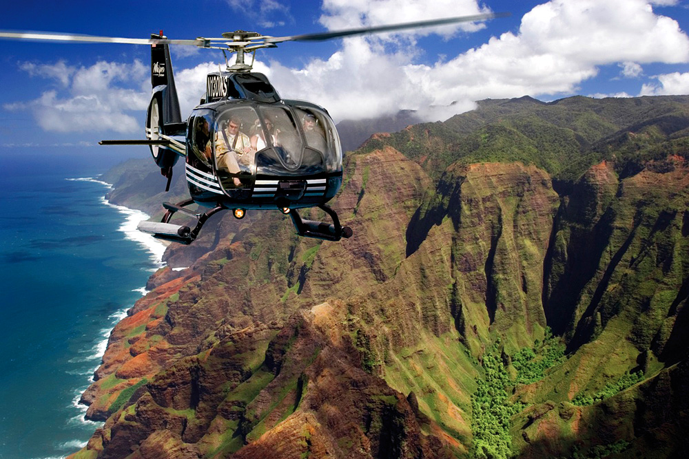 Product Ultimate Kauai Helicopter Adventure