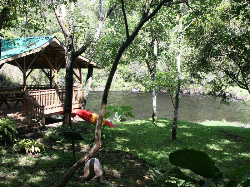 The Umauma River Swim & Kayak Experience