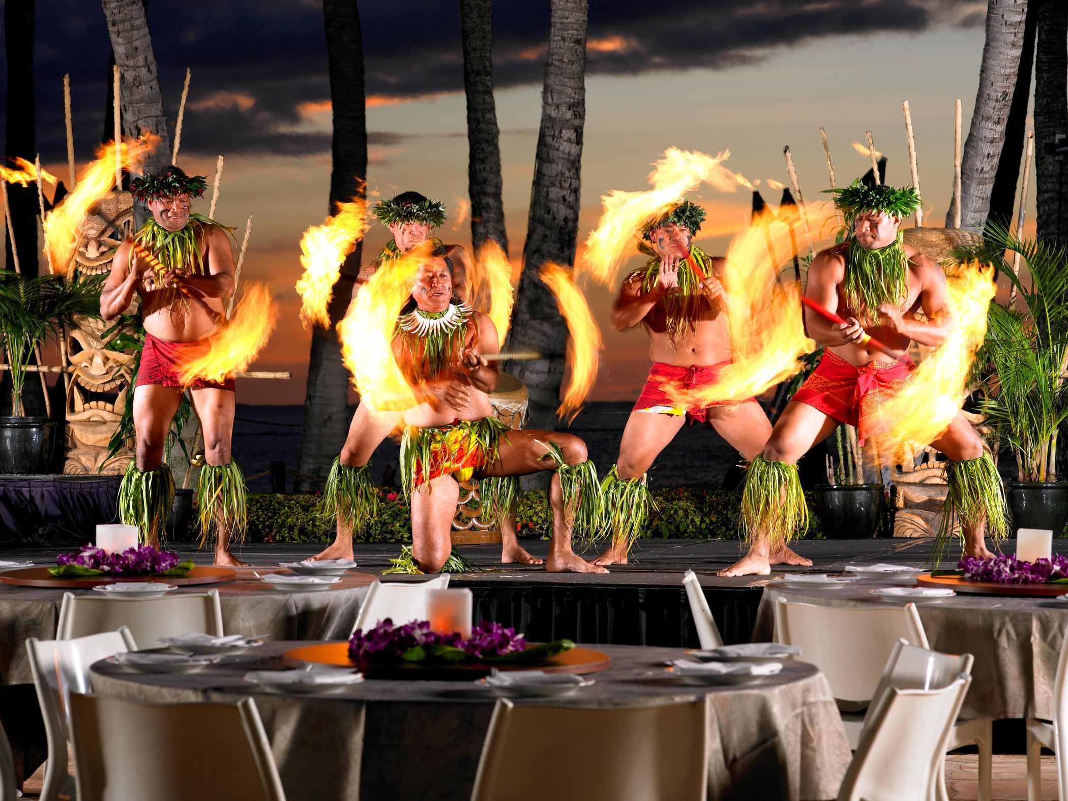 An erotic hawaiian luau and some very pretty girls