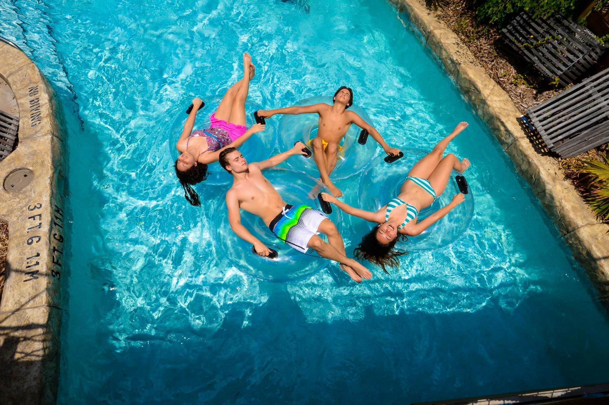 Wet'n'Wild Hawaii Water Park Excursion - Standard Package