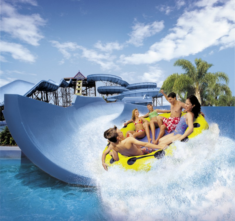 Wet'n'Wild Hawaii Water Park Excursion - Deluxe Package