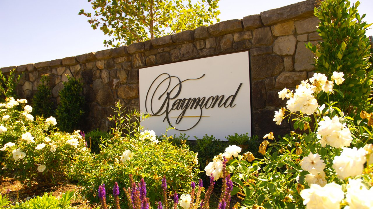 Raymond Winery Tour