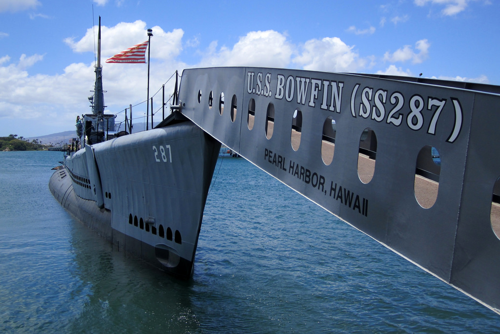 Product USS Bowfin Submarine