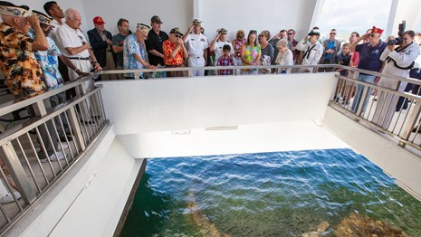 Arizona Memorial Narrated Tour