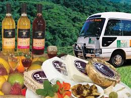 Product Food, Wine and Rainforest Tour