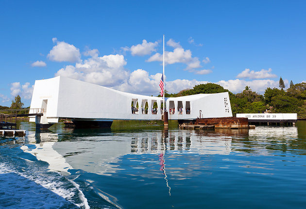 Pearl Harbor Remembered Tour - 66A