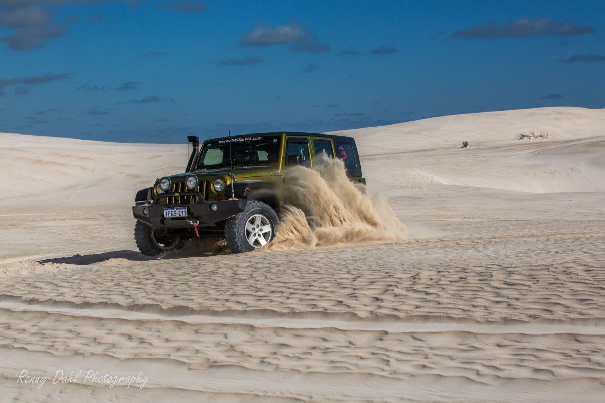 Product 4 WD Sand Dunes & Koalas