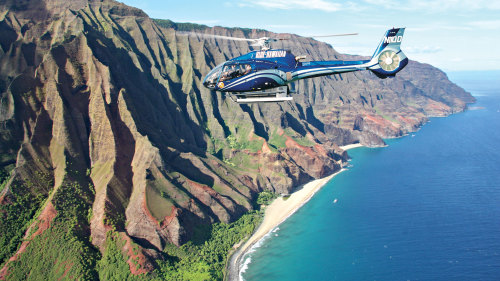 Product K3 Blue Hawaiian Combo Oahu to Kauai with Waikiki Trans