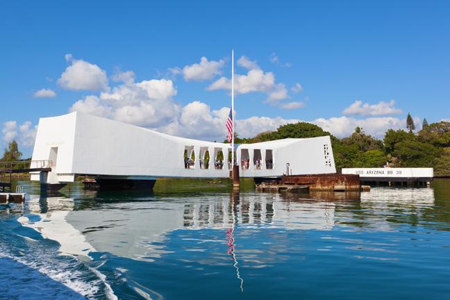 Product Pearl Harbor Arizona Punchbowl Tour 2B