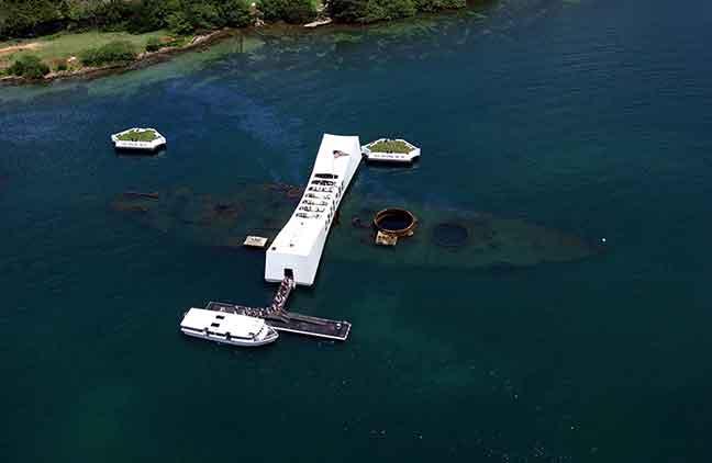 37 Gold PAM, AZ, Pearl Harbor