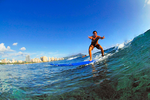 Private Surf Lesson (2hrs)