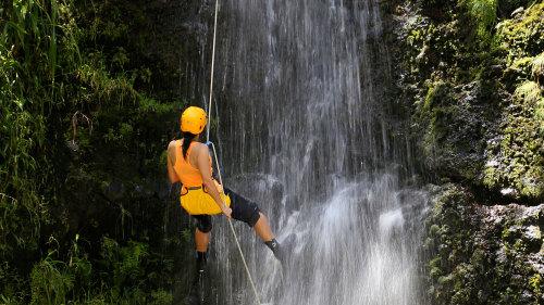 Rappel Waterfalls Adventure