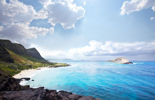 Oahu Deluxe Grand Cir. Island