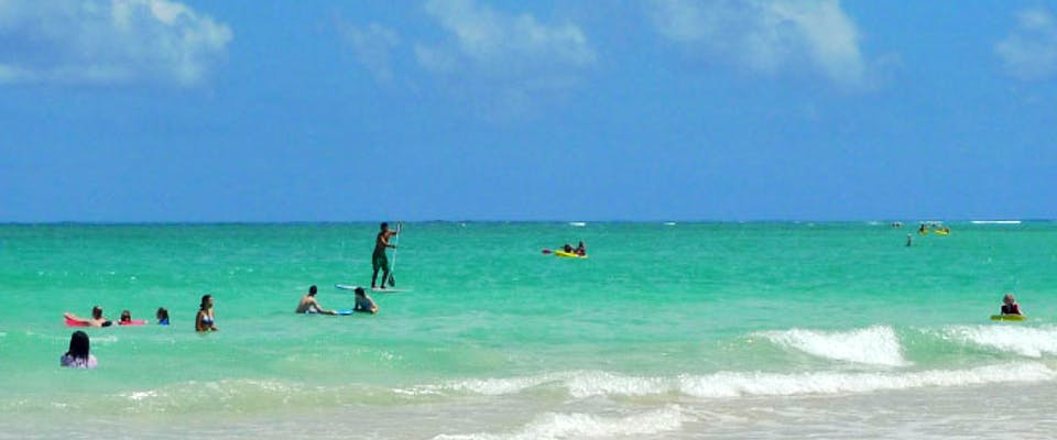 Shore Excursion-Beach Day