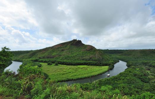 Product Oahu To Kauai Waimea Canyon & Fern Grotto Tour