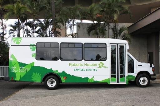 Product Maui Express Shuttle