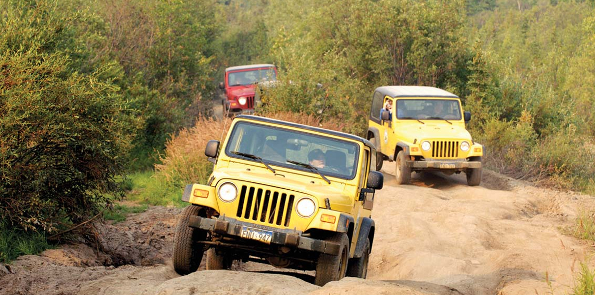 Product Safari Jeep 4X4 Adventure