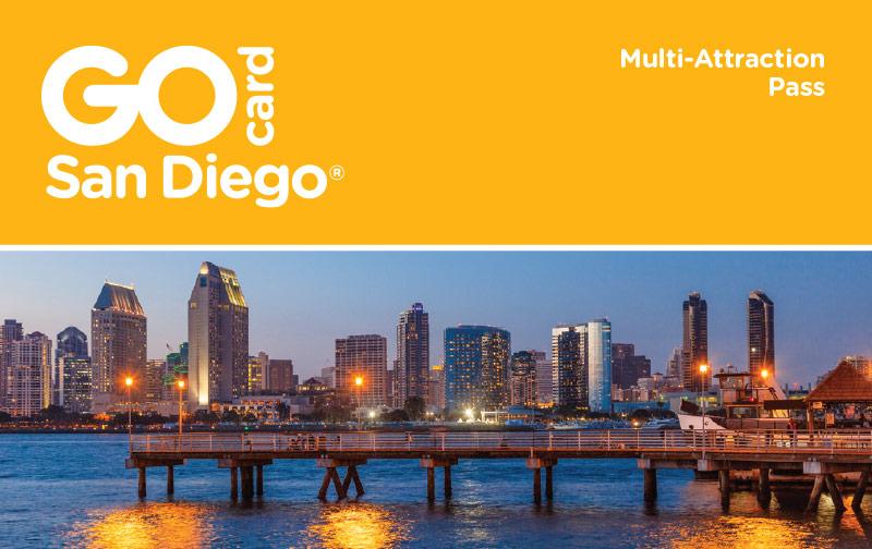 Product San Diego Go Card