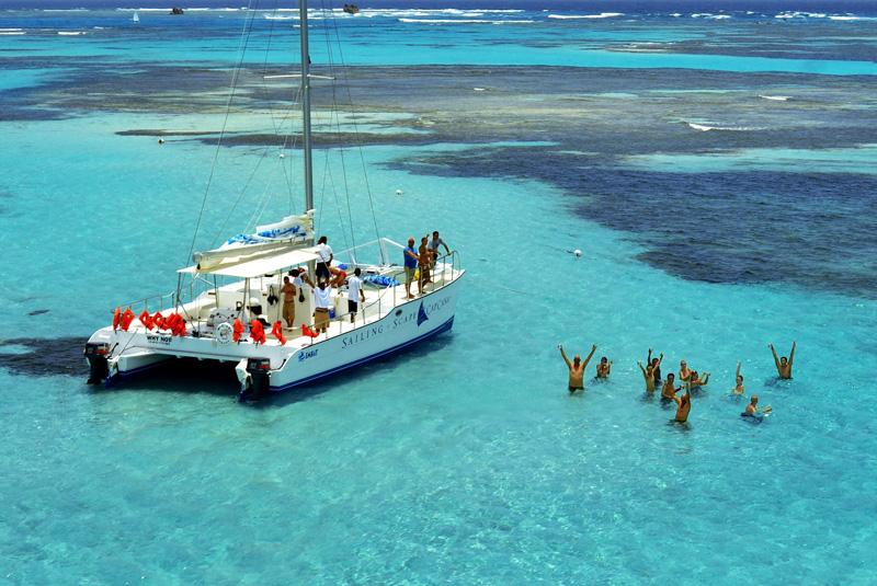 Product Saona Island Deluxe Getaway