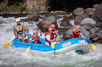 Product Sarapiqui River Rafting