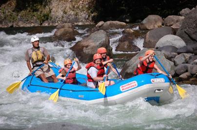 Product Sarapiqui River Rafting