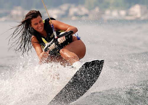 Waterski, Wakeboard