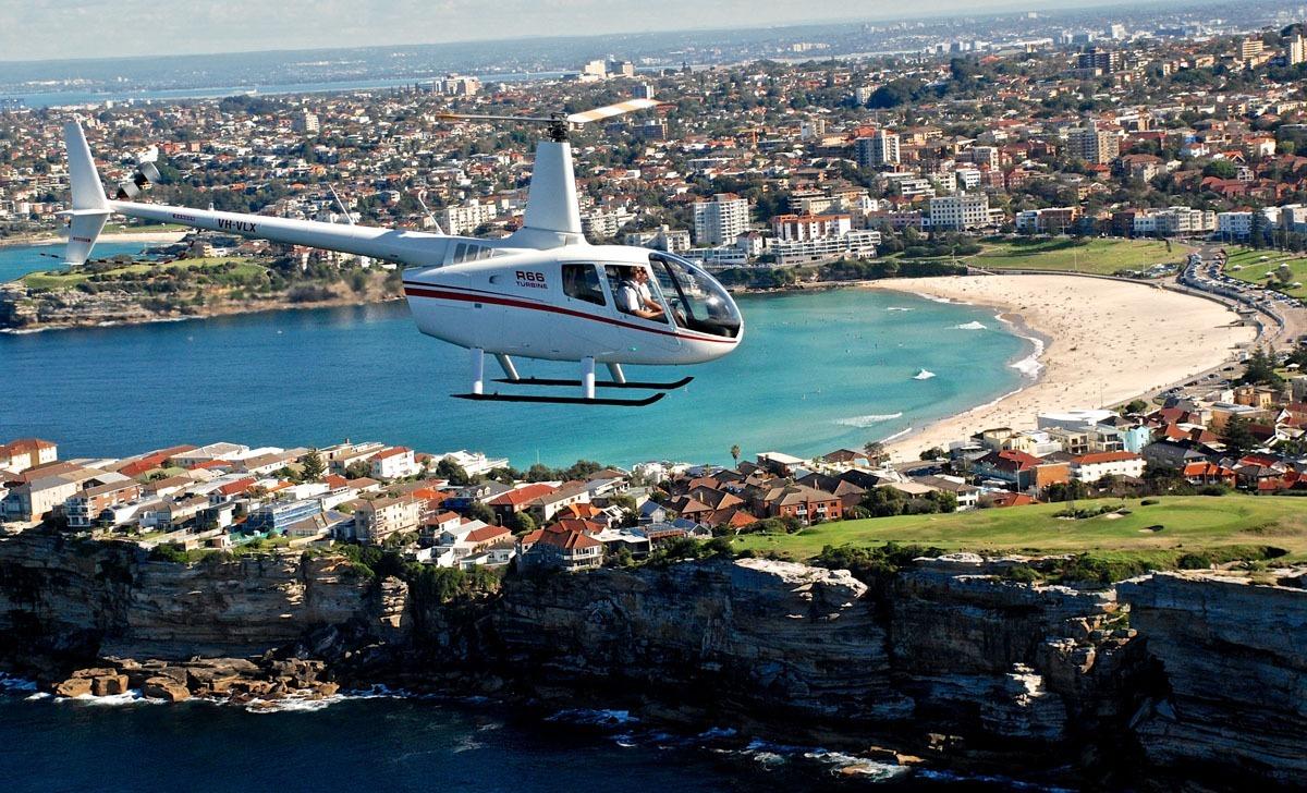 Product Sydney Harbour Flight