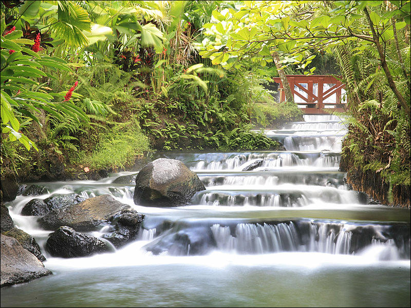 Product Arenal Volcano & Tabcon Springs Arenal Tour
