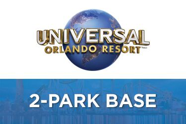Universal Orlando 2-Park 4-Day Base Ticket