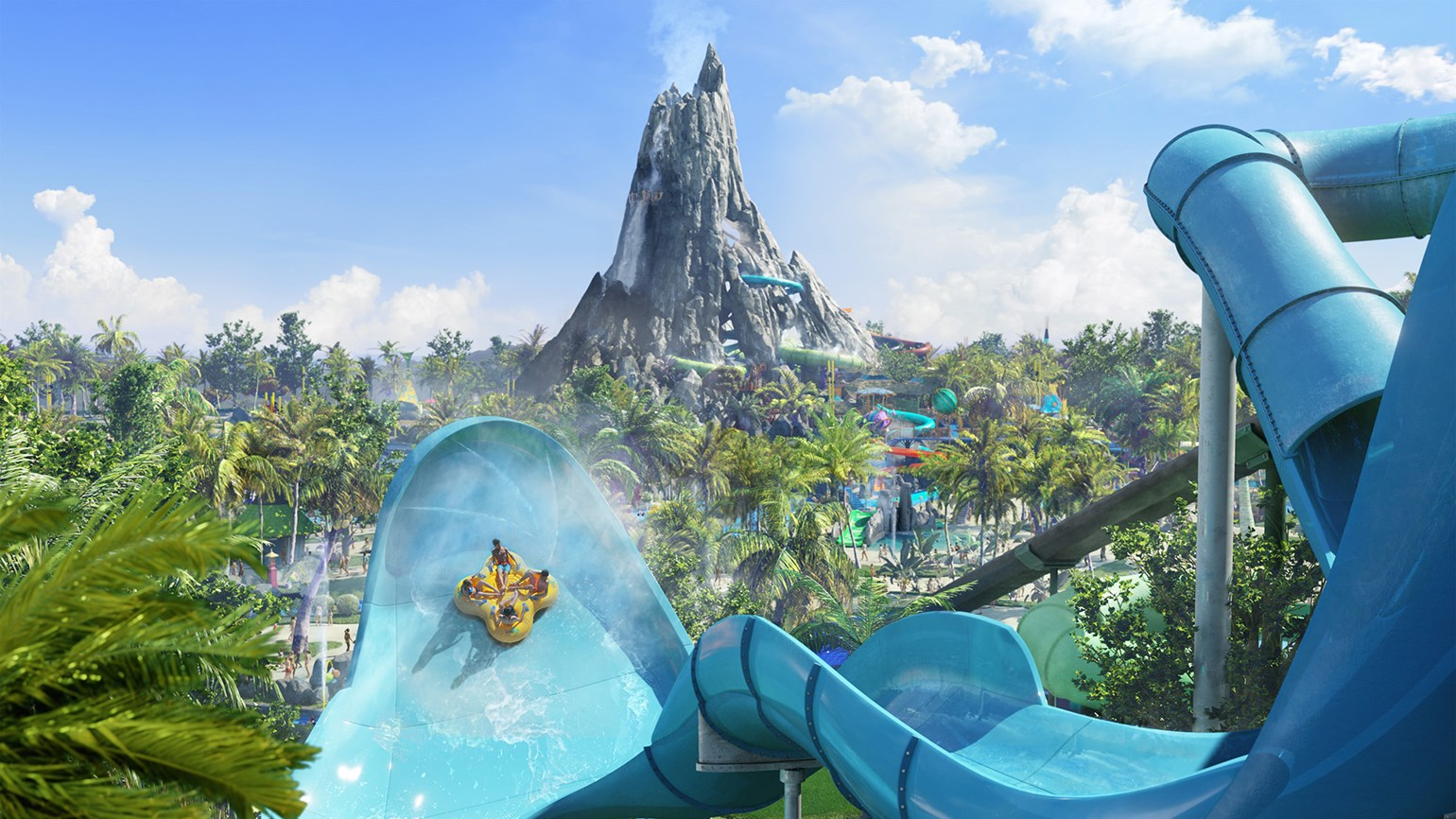 Product Universal 3 Park 5 Day Base Ticket