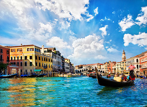 Product Best of Venice Half Day Walking Tour
