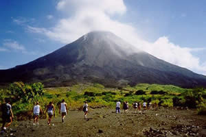 Product Arenal Volcano Hike Tour