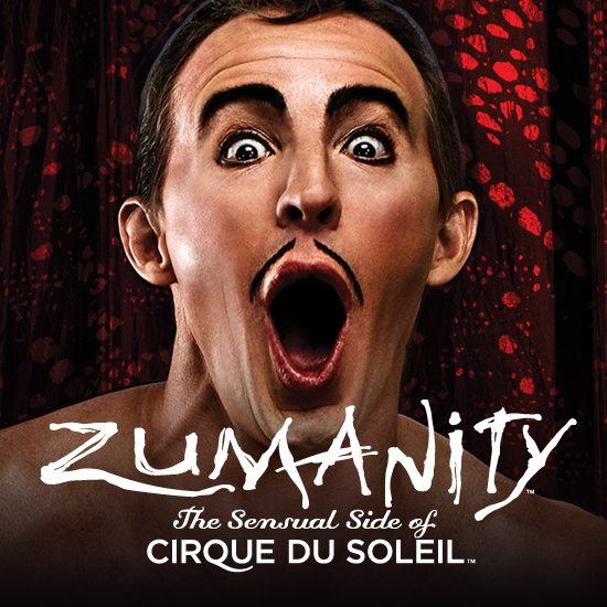 Product Zumanity Cirque du Soleil