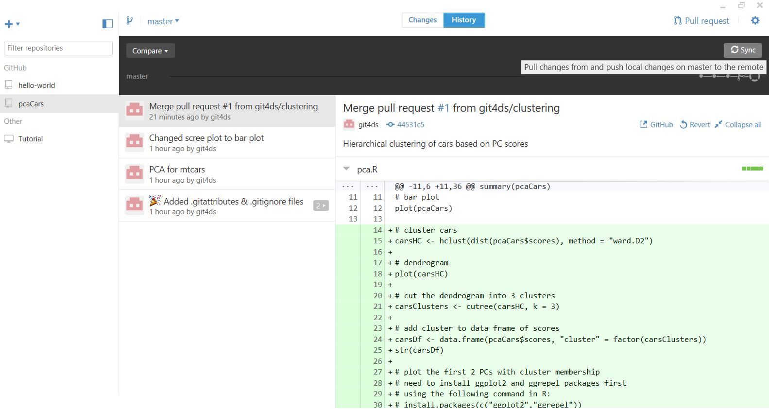 GitHub   Tutorial   Plotly
