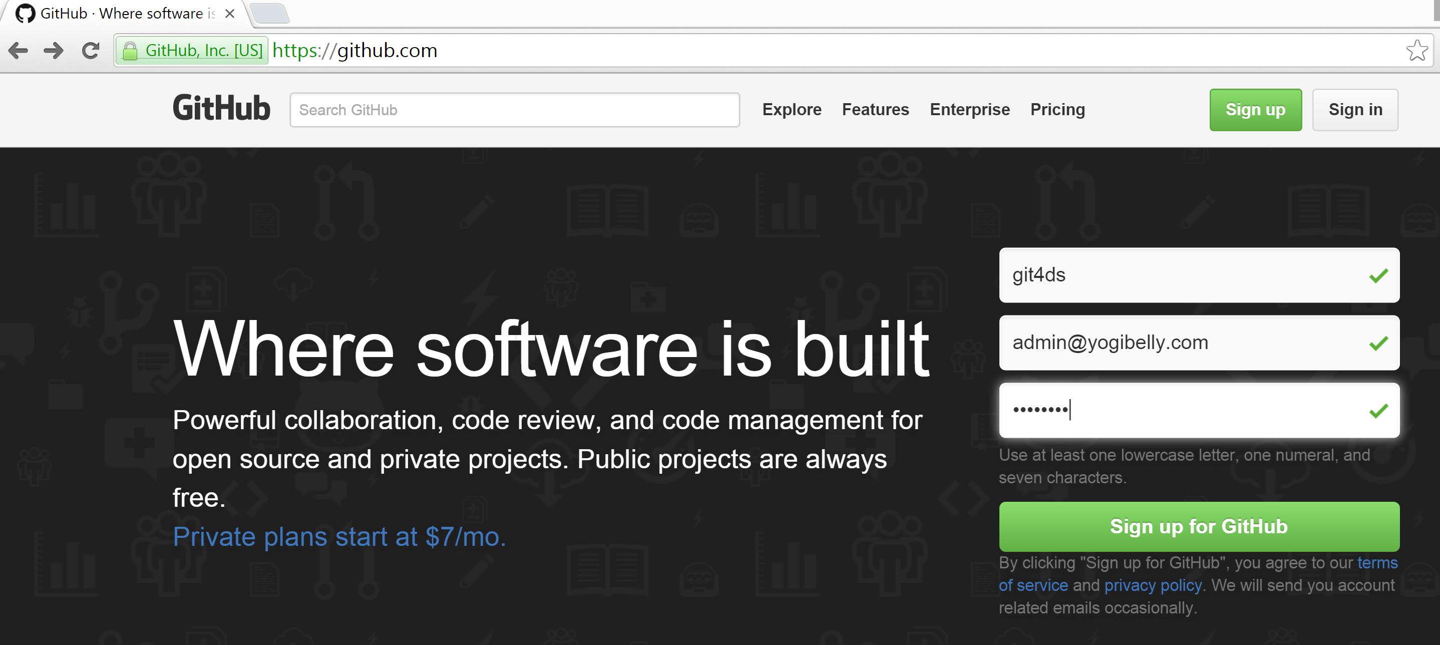 GitHub | Tutorial | Plotly