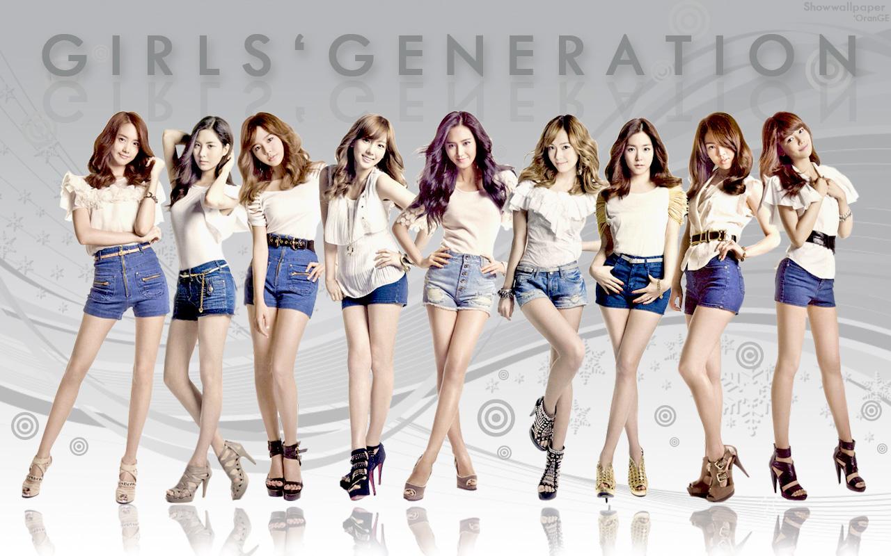 Girls Generation Wallpaper Pluqo