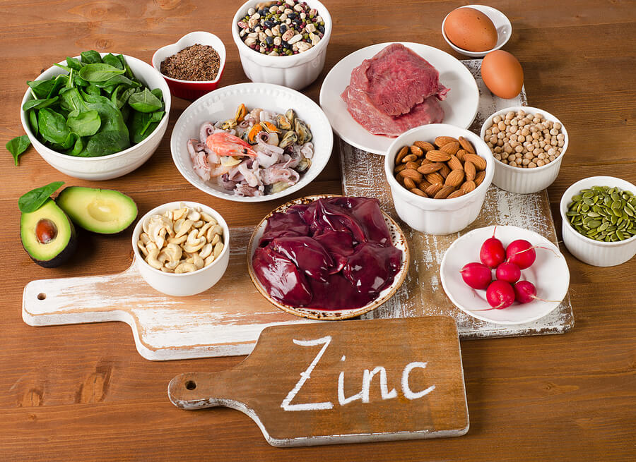 Vegetables Contain Zinc Eat these 4 foods with zinc for health immunity plushcare workwithnaturefo