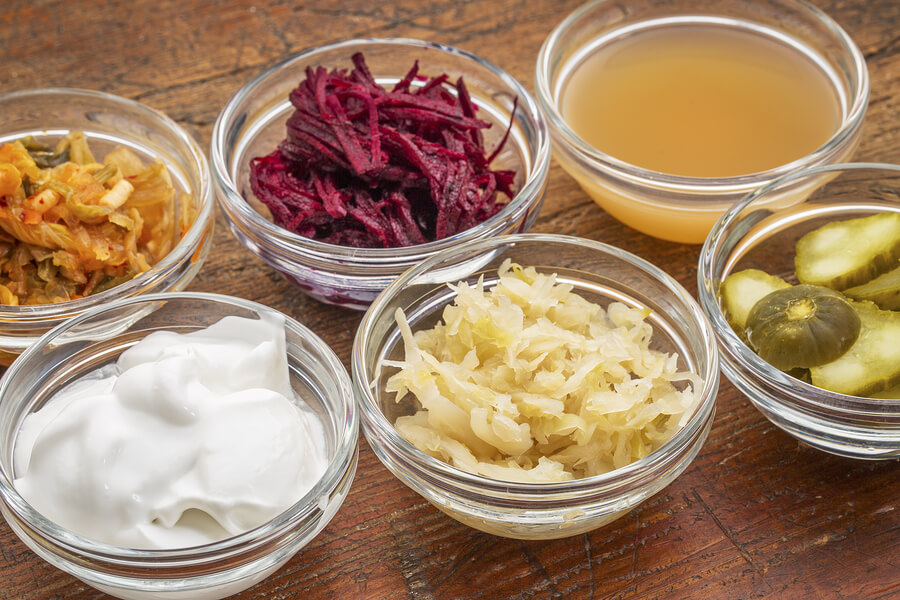Fermented Foods for Stomach Health