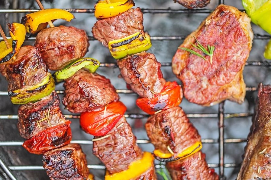 Tips for Healthy Summertime Grilling