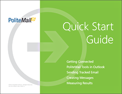 PoliteMail Quick Start Guide