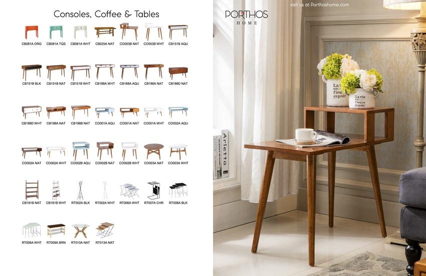 2018 Porthos Home Catalog - Page 13