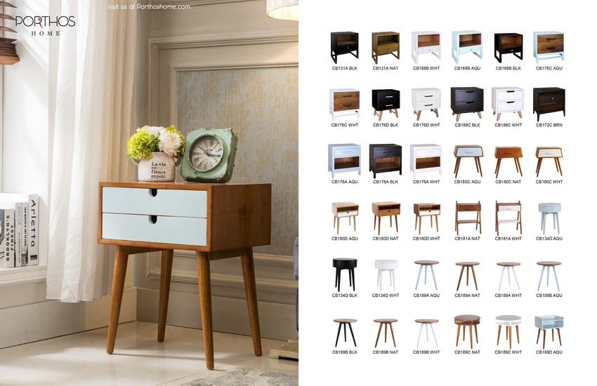2018 Porthos Home Catalog - Page 17