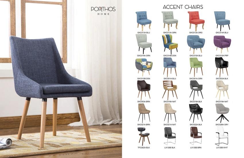 2018 Porthos Home Catalog - Page 2
